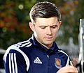 Aaron Cresswell Signing Autographs at the Boleyn Ground, Upton Park 25Oct14.jpg