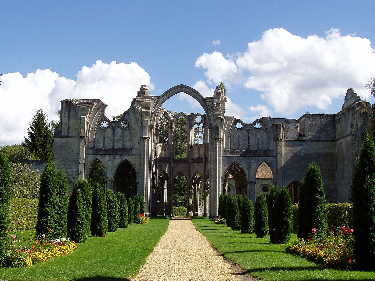 abbaye notre dame d 39 ourscamp wikip dia. Black Bedroom Furniture Sets. Home Design Ideas