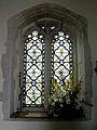 Abbess Roding - St Edmund's Church - Essex England - chancel north window.jpg