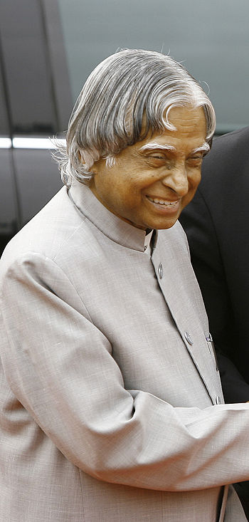 English: Avul Pakir Jainulabdeen Abdul Kalam, ...