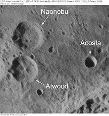 阿特伍德陨石坑