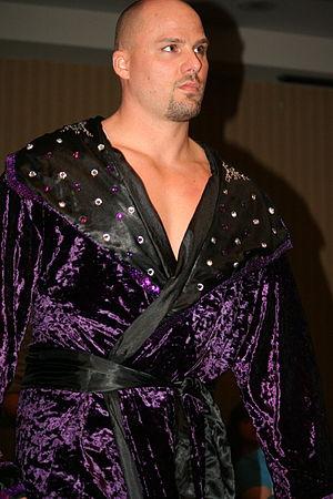 Adam Pearce - Adam Pearce in 2010.