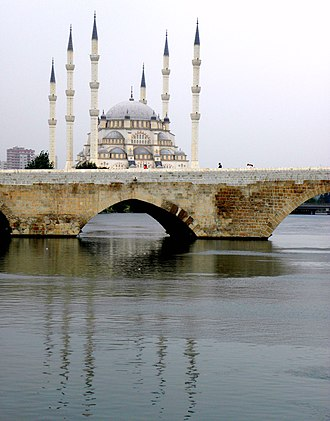 Adana Province - Image: Adana Kopru ve Cami