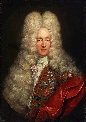 Frans van Stampart - Portrait of Anton III, Count of Montfort