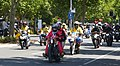 Adelaide motorbike toy run, Hutt Street, 8 Dec 2019.jpg
