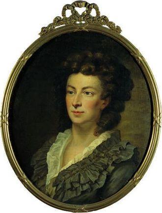 Adelheid Amalie Gallitzin - Adelheid Amalie Gallitzin.