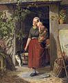 Adolph Richter Winzerin mit Kindern.jpg