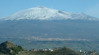 Adrano - Image: Adrano Panorama