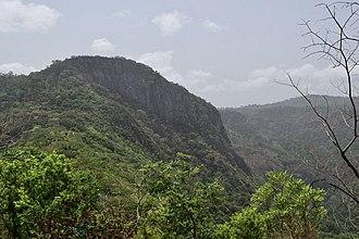 Agumatsa Range - Mount Aduadu