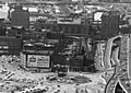 Aerial view of Haymarket Square and North Station, 1960s.jpg