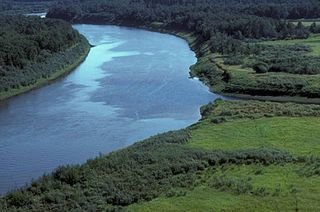 Innoko River river in the United States of America