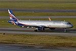 Aeroflot, VP-BEE, Airbus A321-211 (37917060754).jpg