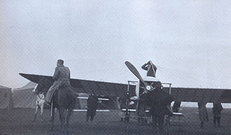 Serbian Air Force and Air Defence - The first Air Base at Niš, winter 1912/13.(See also:Constantine the Great Airport)