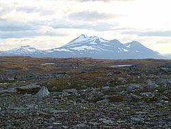 Skandinavíufjöll