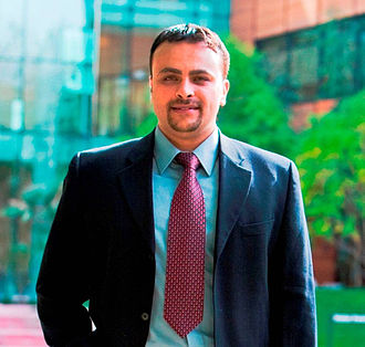 Ahmed Abukhater - Image: Ahmed Abukhater 03 01 2010