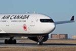 Air Canada Airbus A330-300 C-GFAF (40863239611).jpg