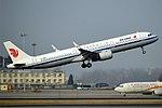 Air China, B-1067, Airbus A321-271N (47636996971).jpg