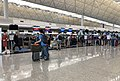 Air China check-in counters at VHHH T1 (20180903152419).jpg