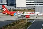 Air Malta (Nickelodeon Livery), 9H-NEO, Airbus A320-251N (31397939868).jpg