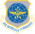 Emblem of Air Mobility Command