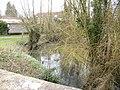 Airaines, Somme, Fr, Dreuil-Hamel, la rivière de Dreuil.jpg