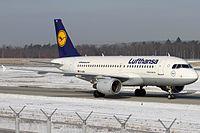 D-AIBI - A319 - Lufthansa