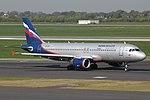 Airbus A320-214, Aeroflot JP7098168.jpg
