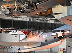 Aircraft in the Freedom Pavilion at the National World War II Museum.jpg