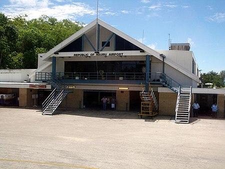 Lapangan Terbang Antarabangsa Nauru