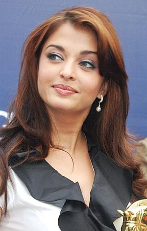 Indian actress Aishwarya Rai