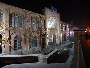 Madrasah Akbarieh - Akbariyye school