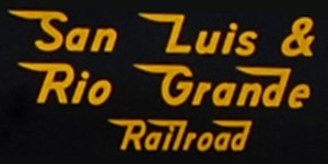 San Luis and Rio Grande Railroad - Image: Alamosa SLRG Logo 2012 10 22