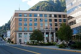 Alaska State Capitol (2010)