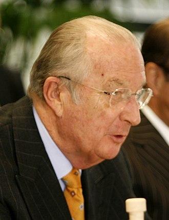 Albert II of Belgium - Albert II in 2010