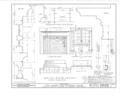 Albert Van Voorhis House, Maple and Franklin Avenues, Wyckoff, Bergen County, NJ HABS NJ,2-WYCK,1- (sheet 12 of 18).png