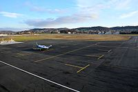 Albi airport,view from the tower control.JPG
