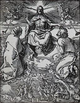 Albrecht-Dürer-Sąd-Ostateczny-1510