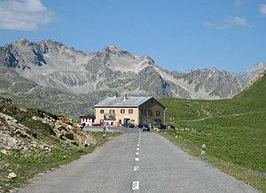 Western Rhaetian Alps - Albula Pass hospice