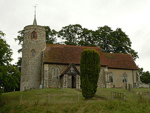 Grade I listed buildings in Babergh - Image: Aldham g 3