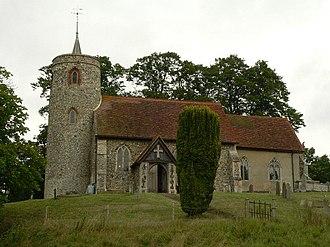Aldham, Suffolk - Image: Aldham g 3