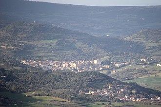 Ales, Sardinia - Image: Ales Panorama (01)