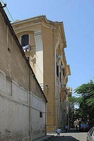 Constantine P. Cavafy - House-museum of Cavafy, Alexandria.