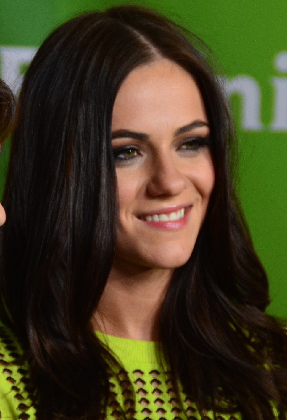Alexandra Park at 2015 TCA (cropped)
