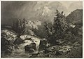 Alexandre Calame - Storm in the Alps - 1934.156 - Cleveland Museum of Art.jpg
