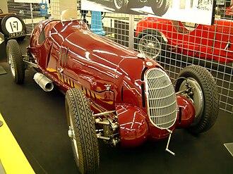 Alfa Romeo 12C - Image: Alfa Romeo 12C (1936)