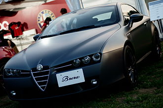 Alfa Romeo Brera and Spider - Brera Italia Independent