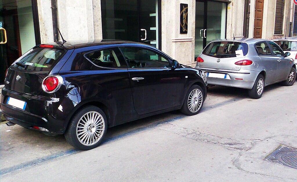 Px Alfa Romeo Mito Alfa Romeo