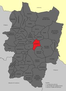 Alfaião Civil parish in Norte, Portugal