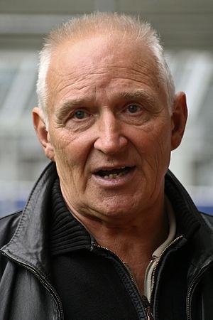 Alfred Schmidt (footballer) - Aki Schmidt in 2005