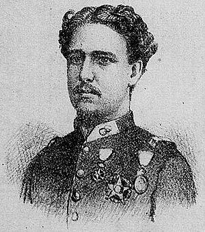 Alfredo d'Escragnolle Taunay, Viscount of Taunay - Alfredo d'Escragnolle Taunay.
